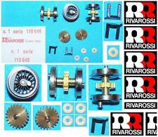 RIVAROSSI 110648 SET TRASMISSIONE per LOCOMOTIVE TIPO CHAPELON-CHAPELLE SCALA-N