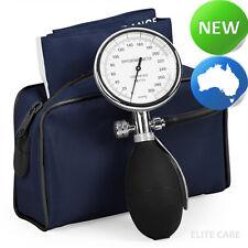 elitecare® - Single Hand Sphygmomanometer BP for Nurses - Navy