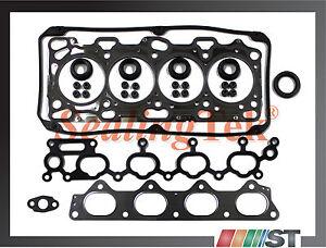 Fit 99-05 Mitsubishi 2.4L 4G64 MLS Cylinder Head Gasket Set kit SOHC 16V engine