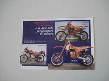 advertising Pubblicità 1982 VILLA 125-250 MC/SEEBRING