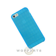 Apple iPhone 5/5S/SE Candy Skin - Blue Case Cover Shell Guard