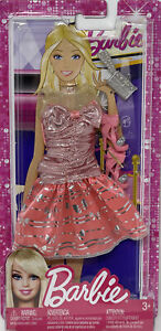 Barbie Fashionistas Outfit Barbie Life In The Dreamhouse Era 2012 Peach Ensem