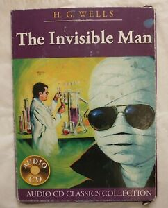 The Invisible Man Audio CD (Audio CD Classics Collection)