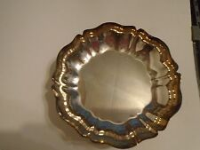 Wm. A. Rogers by Oneida Silversmiths Candy Nut Dish Serving Bowl