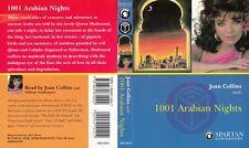 JOAN COLLINS  - NEW - Audio Tape Joan Collins Reading 1001 ARABIAN NIGHTS C#J