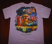 Ron Jon T shirt Cozumel surf shop vintage retro M medium
