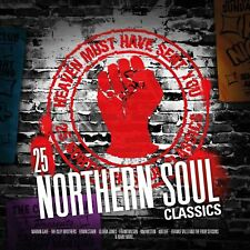 HEAVEN MUST HAVE SENT YOU 25 NORTHERN SOUL CLASSICS 2-LP VINYL Released 31/8/18
