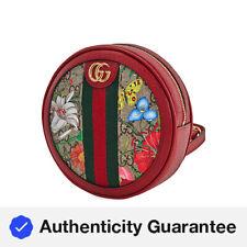 Gucci GG Flora Ophidia Mini Mochila en rojo 598661 92YBC 8722