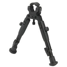 """New listing Ccop Usa 6"""" Universal Clamp On Bipod Mount Folding Adjustable Tactical Bp-39As"""