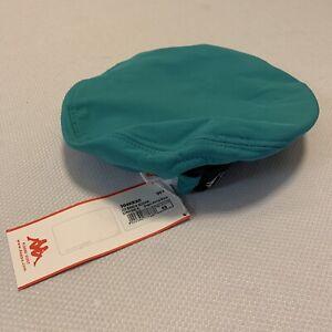 Kappa Unisex Adjustable 222 Banda Bzaian Basque Beret Hat Cap Logo Band Green