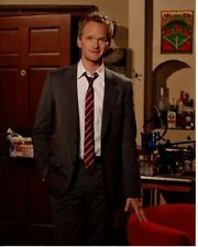 NEIL PATRICK HARRIS signed autograph HOW I MET YOUR MOTHER BARNEY STINSON photo