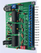 Repeater Controller  Accessory automation Controller 8 Outputs Relay driver DTMF