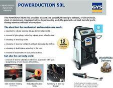 GYS powerduction EAU REFROIDI Induction machine instant + puissant chauffage