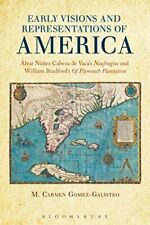 Early Visions and Representations of America: A, Gomez-Galisteo, Carmen,,