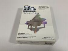 eMedia Piano and Keyboard Method Program