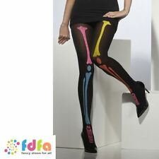 Nylon Skeleton Singlepack Tights for Women