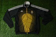 REAL MADRID SPAIN 2007/2008 FOOTBALL TRACK TOP JACKET TRAINING ADIDAS ORIGINAL