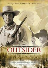 The Outsider  Hard to find dvd - starring Grainger Hines Ted Markland new on dvd
