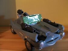S Disney Cars Finn McMissile Pop Up turrets and sound effects Working damaged