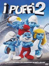 I PUFFI 2 dvd NUOVO