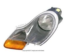 NEW Porsche Boxster 97-02 Driver Left Halogen Headlight Assembly OEM 98663113104