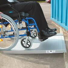 Drive Roll Up 3ft Ramp Wheelchair Easy Access Threshold Kerb Folding Portable