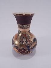 Antiquariato Ottone Vaso Arabo Anni 50 Decorato A Mano Top Collezionismo Vintage Complementi D'arredo Arte E Antiquariato