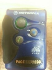 MOTOROLA  LS 550 NUMERIC PAGER - PROP PAGER GAG GIFT HALLOWEEN