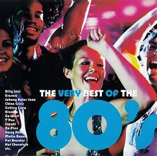 THE VERY BEST OF THE 80s / CD - TOP-ZUSTAND