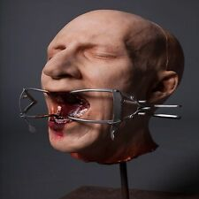 Screaming Male With Gag - Halloween Prop/Decoration The Walking Dead Corpse