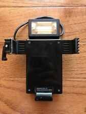Nissin FSX Electronic Flash for Polaroid SX-70 Cameras - Tested