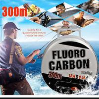 Cord Linea de pesca Fluorocarbono Cebo de poliester Carrete de hilo elastico
