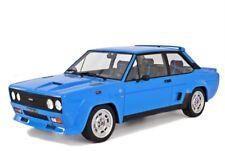 1 18 Laudoracing-models Fiat 131 Abarth Blue