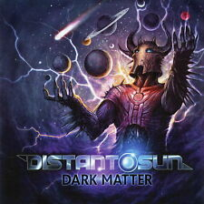 DISTANT SUN - Dark Matter, power-thrash, Shadow Host singer, NEW!!!, 2015
