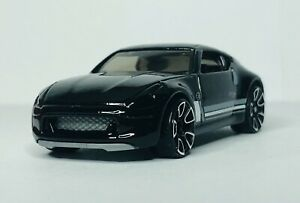 Hot Wheels Nissan 370Z 'Loose' Black