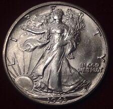 1943-S 50C Walking Liberty Half Dollar