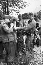 German Army Soldiers Arnhem Holland 1944 World War 2 Reprint Photo 6x4 Inch