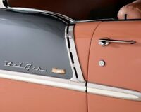 1955 Chevy BelAir Chevrolet PhotoArt Pro PhotoStock Classic Car Var Size Bel Air