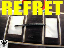 RE-FRET ON ROSEWOOD OR EBONY Fingerboard PLEK PRO