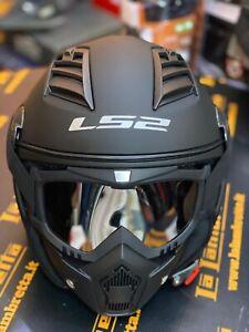 Occhiali maschera rimovibile staccabile antinebbia da moto modello shark