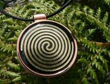 NEW Life Energy Nu-Me EMF Copper Pendant Necklace
