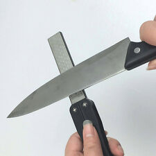 New 400/600# Double Sided Folded Pocket Diamond Knife Sharpener Sharpening stone