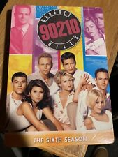 Beverly Hills 90210 The Complete Sixth Season 7DVD Set 2008 New