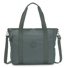 kipling Basic Asseni Tote L Light Aloe