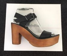 Mollini Leather Sandals Heels for Women