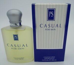 CASUAL FOR MEN by PAUL SEBASTIAN COLOGNE SPRAY 100ml / 3.4oz FOR MEN