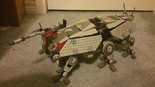 Lego Star Wars AT-TE With Minifigures No Box Complete 4482