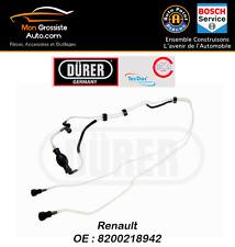 Poire d'amorçage avec tuyau de carburant Durer 1.5 DCI : RENAULT  8200218942