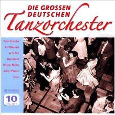 NEW Die Grossen Deutschen Tanzorchester (Audio CD)