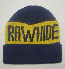 NRL NORTH QUEENSLAND COWBOYS MASCOT RAWHIDE LICENSED LEAGUE BEANIE FREE POST NEW